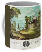 Mount Vernon, 1859 Coffee Mug