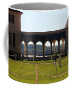 Mount Vernon Colonnade Coffee Mug