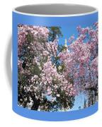 Baltimore's Mount Vernon In Spring Coffee Mug