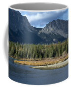 Mount Yamnuska Coffee Mug