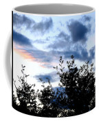 Mountain Ash Silhouette Coffee Mug