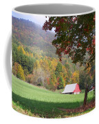 Mountain Barn Coffee Mug