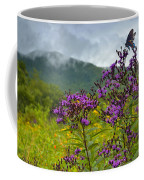 Mountain Butterfly  Coffee Mug