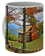 Mountain Cabin 1 Coffee Mug