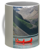 Mountain Canoes Coffee Mug