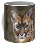 Mountain Cat Coffee Mug
