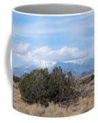 Mountain Clouds Coffee Mug