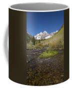 Mountain Co Maroon Bells 20 Coffee Mug