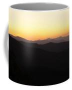 Mountain Glow Coffee Mug