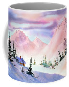 Mountain Glow Coffee Mug