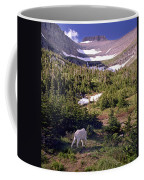 Mountain Goat 5 Coffee Mug