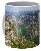 Mountain Gorge Coffee Mug