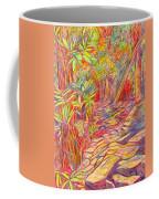 Mountain Lake Trail Coffee Mug