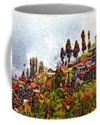 Mountain Living  Coffee Mug