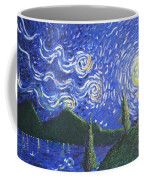 Mountain Loch Coffee Mug
