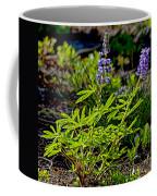 Mountain Lupine Coffee Mug