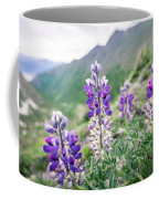 Mountain Lupine Coffee Mug