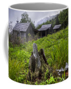 Mountain Mists At Le Conte Coffee Mug