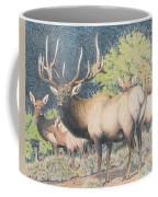 Mountain Monarch Coffee Mug