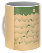 Mountain Moon Rising Coffee Mug