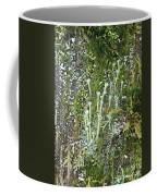 Mountain Moss Lichens And Fungi Coffee Mug