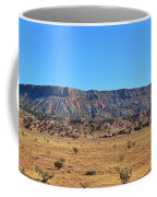 Mountain Over The Plains Coffee Mug