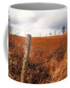 Mountain Pasture Coffee Mug by Bob Orsillo