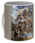 Mountain Ram Coffee Mug