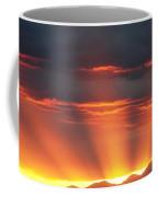 Mountain Rays Coffee Mug