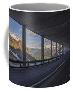 Mountain Road And Tunnel Coffee Mug