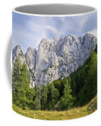 Mountain Scene Coffee Mug
