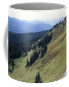Mountain Slope Coffee Mug