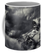 Mountain Storm Banff Coffee Mug