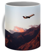 Mountain Takeoff Coffee Mug