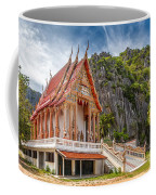 Mountain Temple Coffee Mug