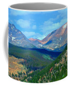 Mountain Top Color Coffee Mug