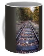 Mountain Tracks Coffee Mug