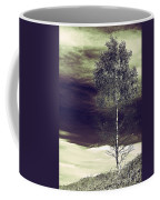Mountain Tree Coffee Mug