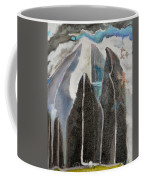 Mountain Trees Coffee Mug