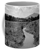 Mountain Valley Stream Coffee Mug
