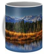 Mountain Vista Coffee Mug by Randy Hall