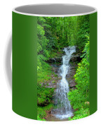 Mountain Waterfall I Coffee Mug