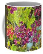 Mountain Wild Flowers Coffee Mug