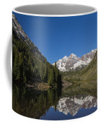 Mountains Co Maroon Bells 12 Coffee Mug