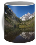 Mountains Co Maroon Bells 16 Coffee Mug