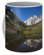 Mountains Co Maroon Bells 16 Coffee Mug