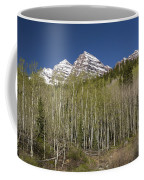 Mountains Co Maroon Bells 23 Coffee Mug