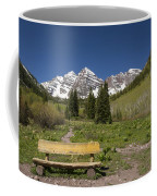 Mountains Co Maroon Bells 24 Coffee Mug