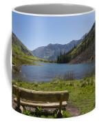 Mountains Co Maroon Lake 3 Coffee Mug