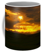 Mountains In The Distance  Coffee Mug